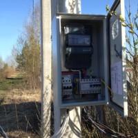 Подключение к электричеству земельных участков