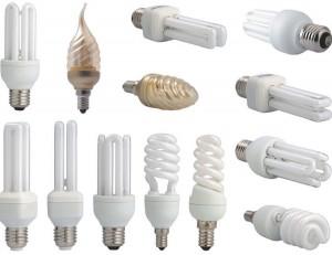 Назначение энергосберегающих светильников