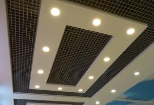 Точечные светильники. Потолочные светильники.